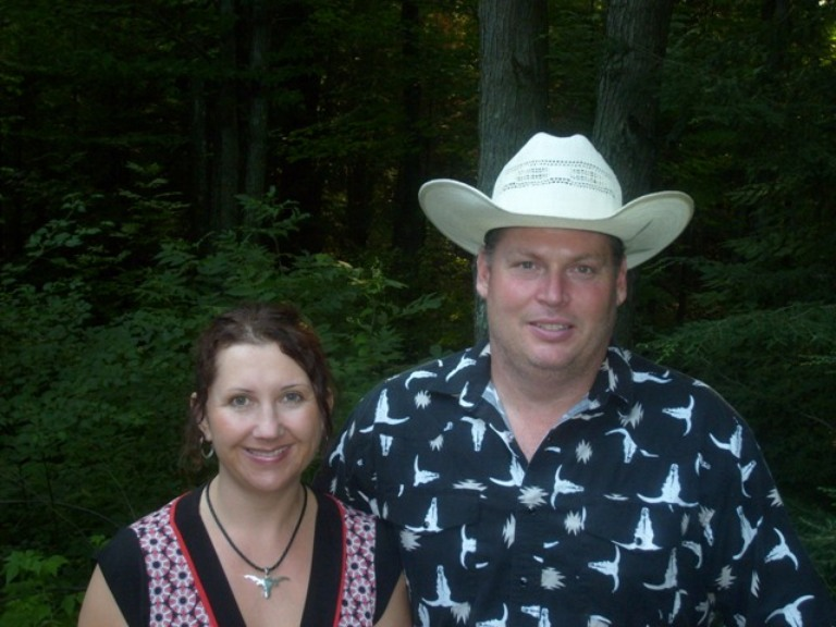 Dan and Denise Huntington of 5D Ranch
