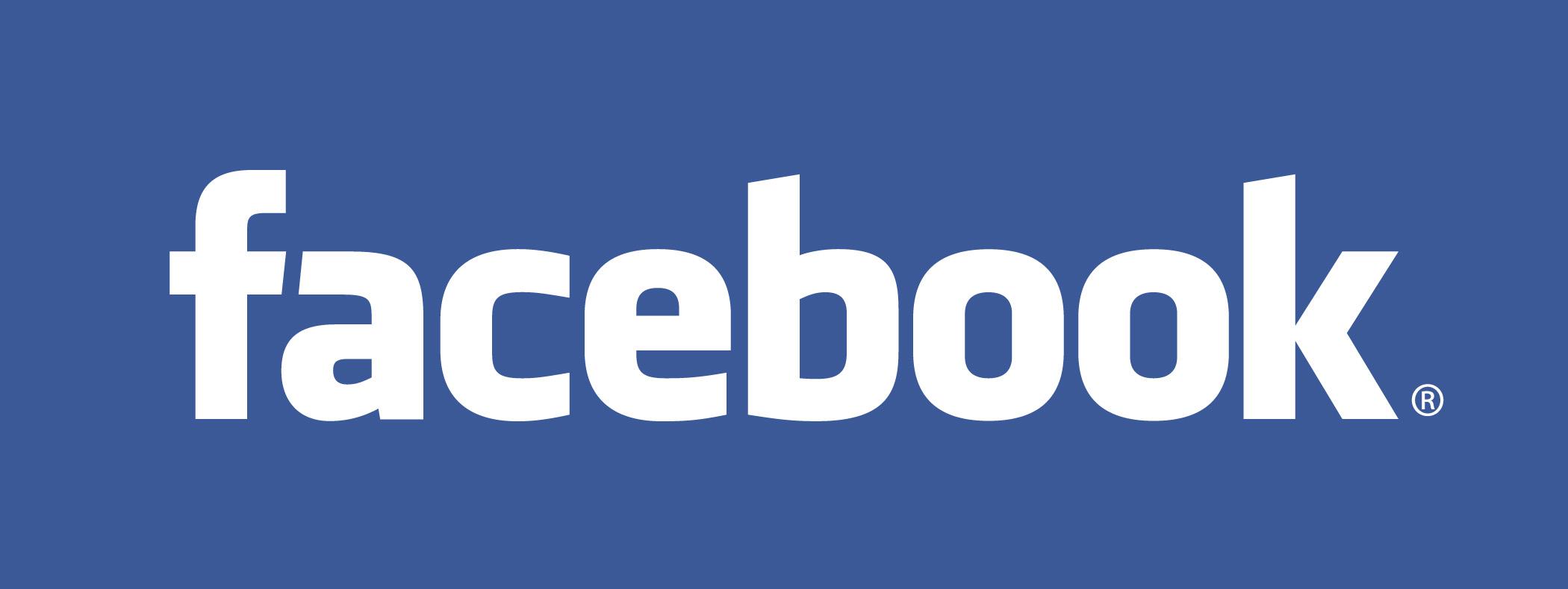 Facebook Logo Sign