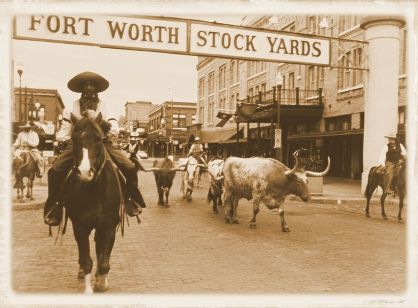 Historic Fort Worth Stockyards